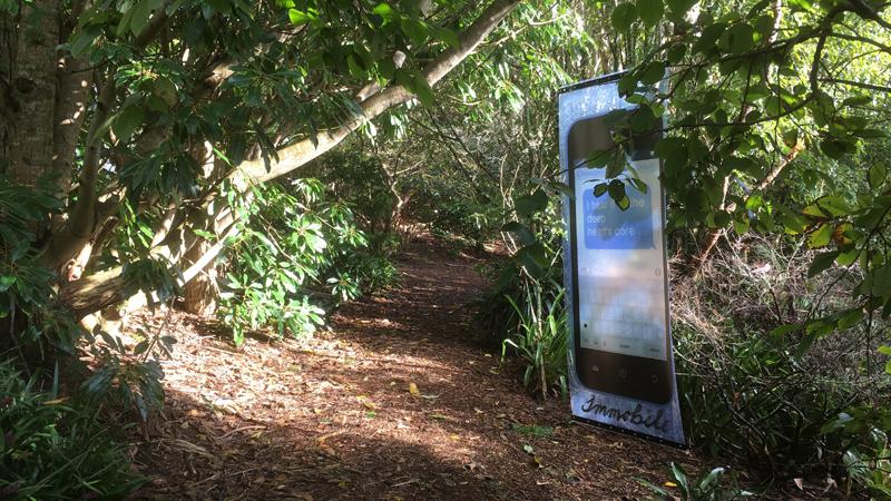 Trail Guide Kerikeri Sculpture Park