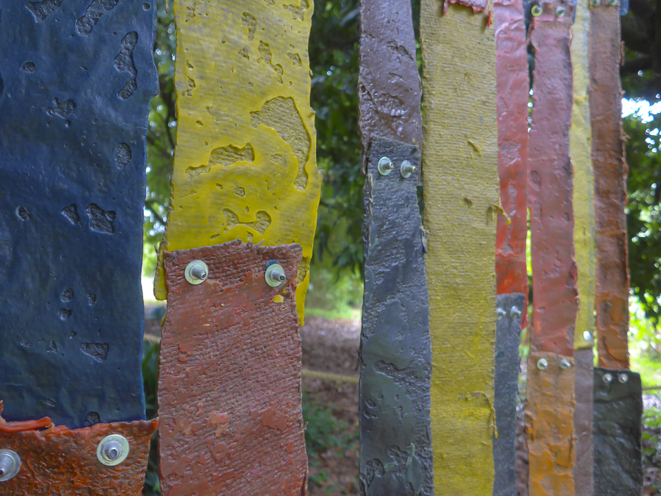 Sculpture park NZ Heather Glen